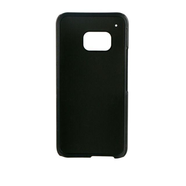 Xqisit - Coque iPlate Eman noire pour Htc One M9