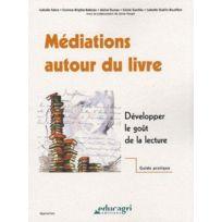 Educagri - médiations autour du livre ; développer le goût de la lecture
