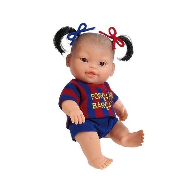 Paola Reina - 01841 - PoupÉE - Dana - Los PÈQUES Supporters Du Fc Barcelona  - Produit Officiel - 22 Cm - pas cher Achat   Vente Poupées - RueDuCommerce 5a90e754750