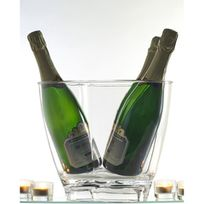 Ludi-vin - Vasque à Champagne Plexi Trefle