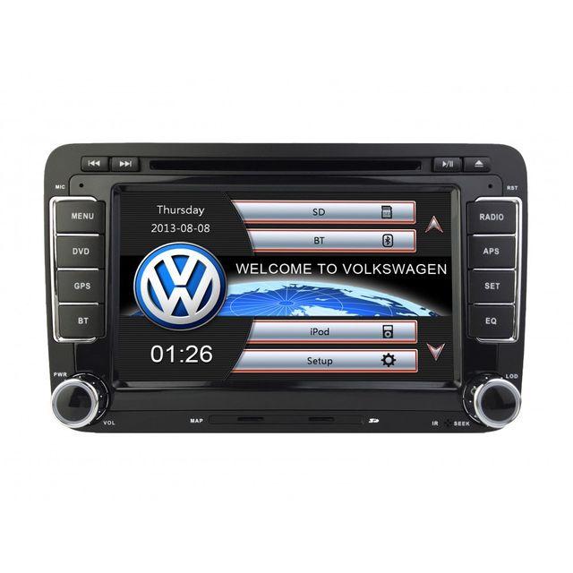 Auto-hightech Autoradio gps wince bluetooth volkswagen radio WiFi