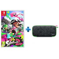 NINTENDO - Splatoon 2 - Switch + Switch Pochette Splatoon 2