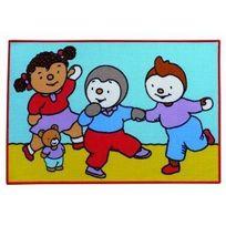 Tchoupi - Tapis de Sol pour Chambre d'Enfant