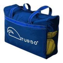 Turbo - Sac pour balles de water-polo marine