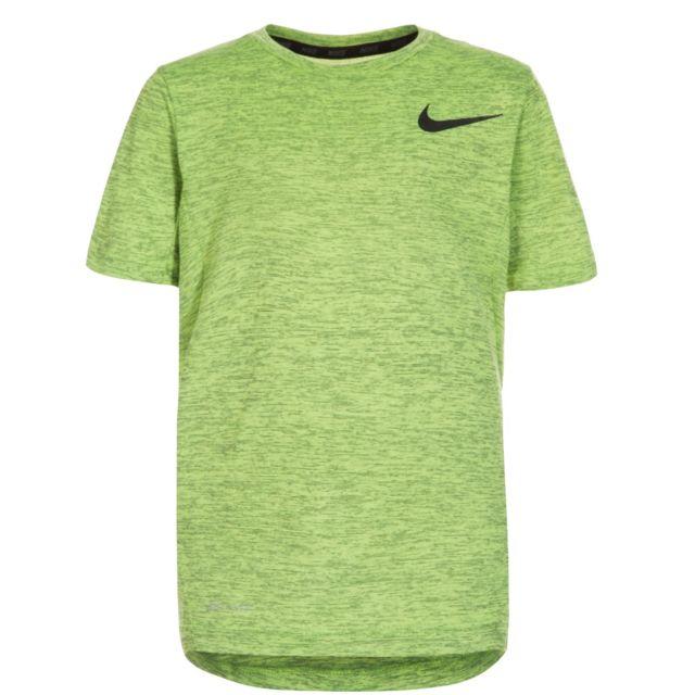 5e3df108d7f Nike - Haut d entraînement Junior - pas cher Achat   Vente Tee shirt enfant  - RueDuCommerce