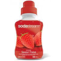 Sodastream - Sirop Fraise