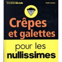 First - Crêpes et galettes pour les nullissimes
