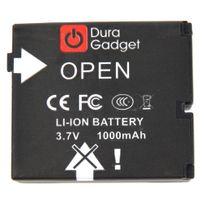 Duragadget - Batterie pour Pnj Aee Magicam Sd18, Sd19, Sd21 / Sd21G, Sd23 Naked, & 23G, et Sd100