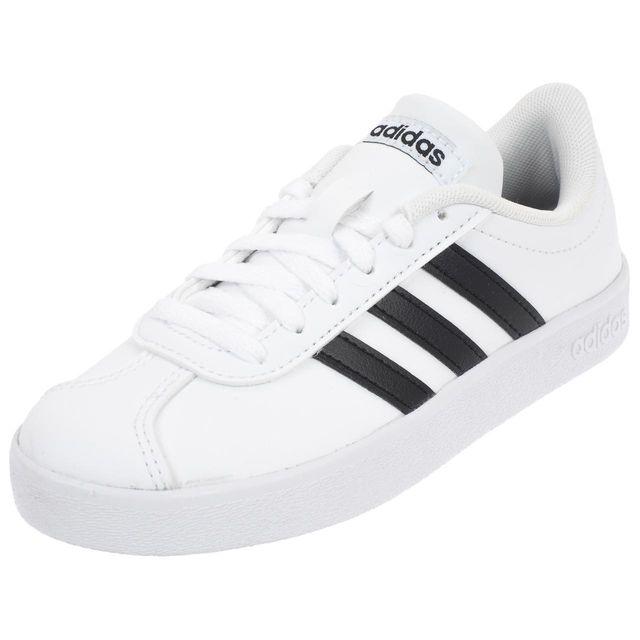 Adidas Neo Chaussures mode ville Vl court 2.0 k blc Blanc