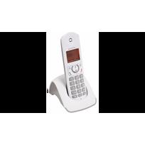 ALCATEL - Téléphone Fixe Sans fil sans répondeur F330-S Solo Gris