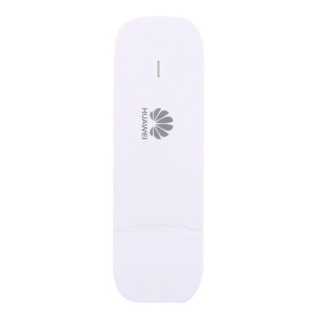 Wewoo Routeur blanc haute vitesse clé Usb Usb 3G Stick