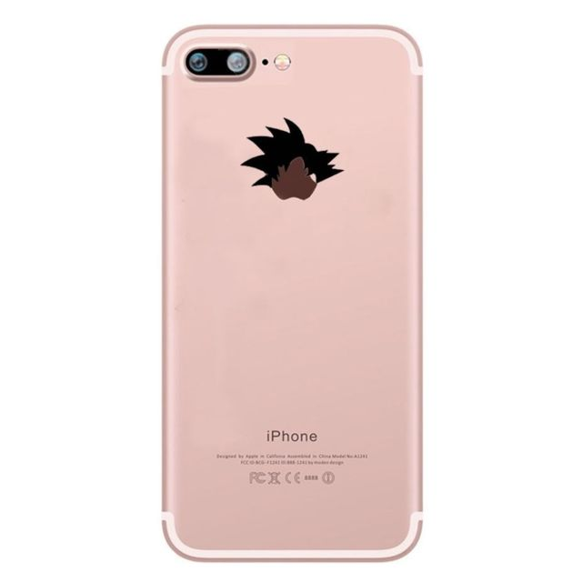 coque silicone iphone 8 plus dbz
