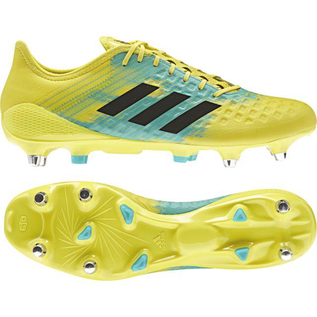Adidas Chaussures Predator Malice Control Sg jaune flash