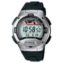 Casio - Montre Homme W753 1A- Multifonction - Quartz digitale - Alarme Chrono