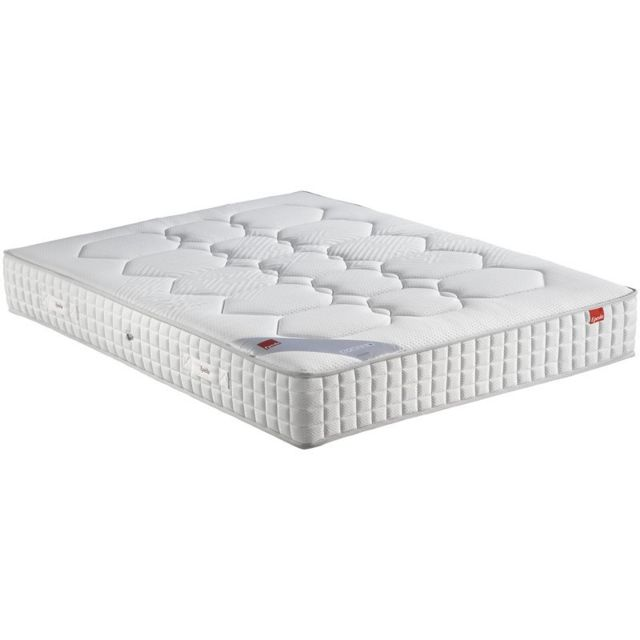 Epeda Matelas Cambrure 90x190 Ressorts