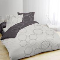 housse de couette sans repassage achat housse de couette sans repassage rue du commerce. Black Bedroom Furniture Sets. Home Design Ideas