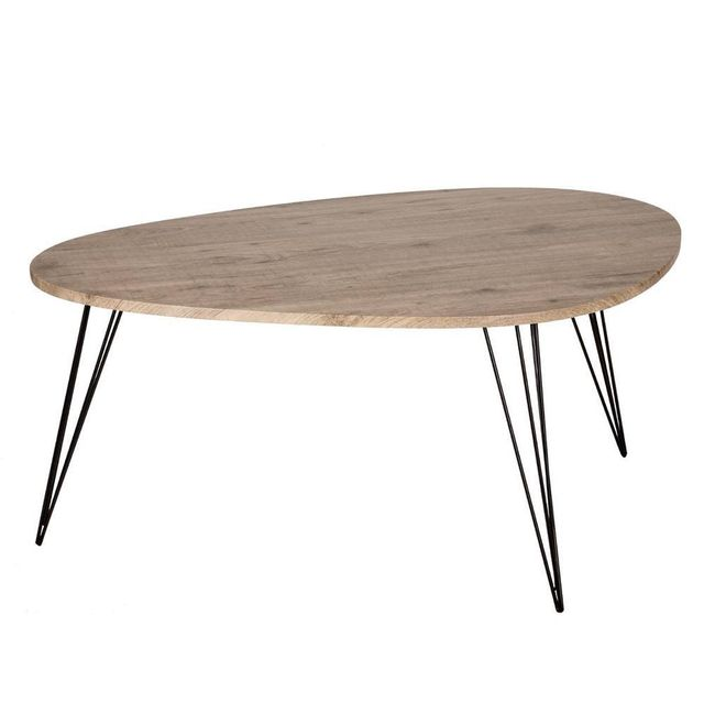 table basse alpha noir vendu par but 1175948. Black Bedroom Furniture Sets. Home Design Ideas