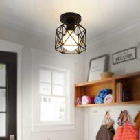 Diy Industrielle Industrial Suspensions En E27 Lamp Retro Ceiling Métal Plafonnier 8nwPNOZXk0
