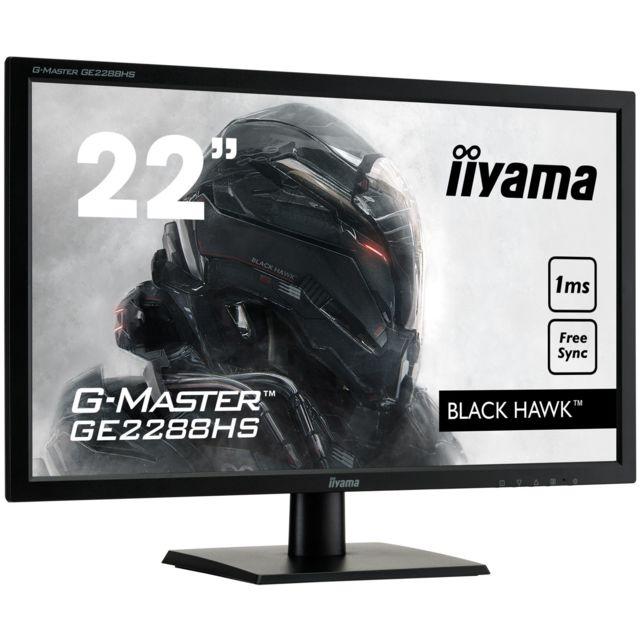 """IIYAMA - GE2288HS-B1 22"""" 1ms"""