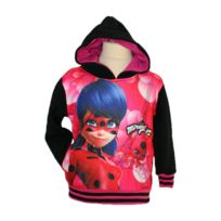 9b146608a5dc Miraculous Ladybug - Sweat à capuche Fille - Miraculous - Lady Bug. Plus  que 2 articles