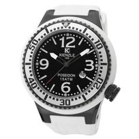 Kienzle - Montre homme Poseidon Extra Large Black Pro K2021173103-00256