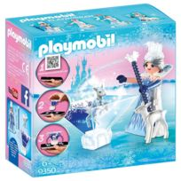 Playmobil   9350 Magic   Princesse Cristal Avec Cristal Holographique 3D