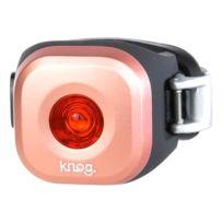 Knog - Éclairage arrière Blinder Mini Dot cuivre