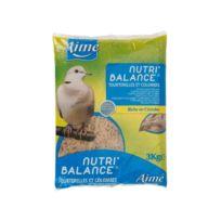 Aime - Nutri'balance Mélange de graines - Pour tourterelles et colombes - 3kg