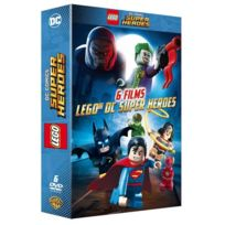 WARNER BROS - lego dc comics 5 films + lego batman viva