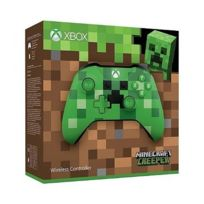 MICROSOFT - Manette Xbox Edition Minecraft Creeper