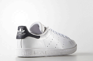 reputable site 4934d 0967d Description - Adidas - Stan Smith classic S74778 Blanc  Bleu