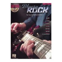 Hal Leonard - Partitions Variété, Pop, Rock. Guitar Play Along Vol.73 - Bluesy Rock + Cd - Guitar Tab Guitare Tablatures