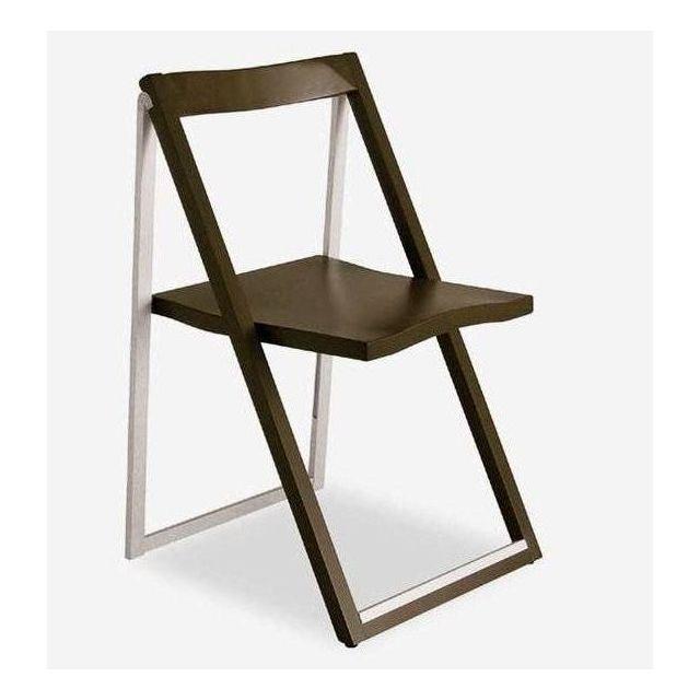 Chaise Pliante Aluminium