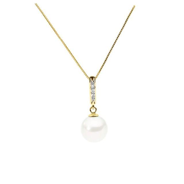 collier perle culture pas cher