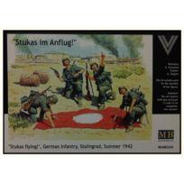 Master Box - Masterbox 1:35 - 'STUKAS Im Anflug' German Infantry 1942 - Mas3545