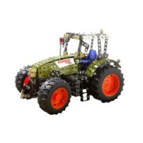 - Claas Axion 850 Tracteur Construction Kit