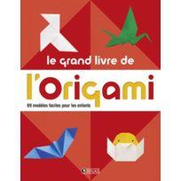 Atlas - le grand livre de l'origami ; 60 modèles faciles pour les enfants