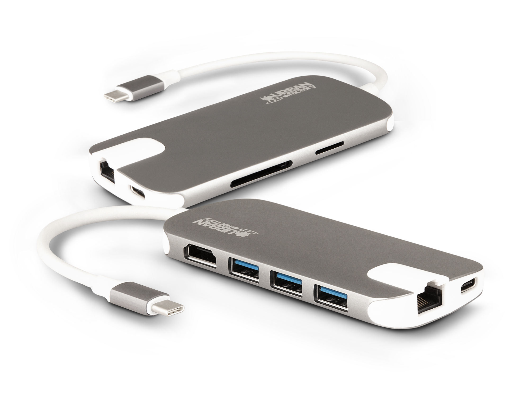 Station d'accueil mobile USB-C - USB 3.0 - 45W