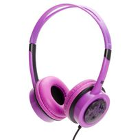 IDANCE - Free 50 Casque audio lilas Écouteurs DJ HiFi