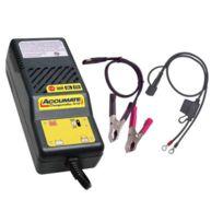 Tecmate - Chargeur de Batterie Accumate 6V/12V 2>50Ah