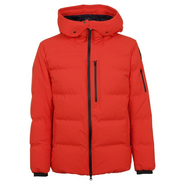 Parajumpers Homme Pmjckss01P13515 Orange Polyester Doudoune