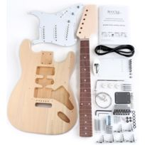 Rocktile - Diy Kit de construction guitare électrique style St