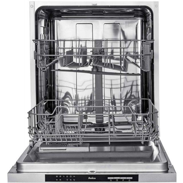 Amica Lave-vaisselle Tout Integre 60cm Adf 1212 S