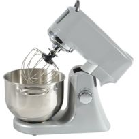 KITCHEN CHEF - robot multifonctions 4.7l 1000w silver - ef706 silver