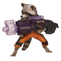 Hasbro - Figurine électronique Gardiens de la Galaxie : Rocket Racoon