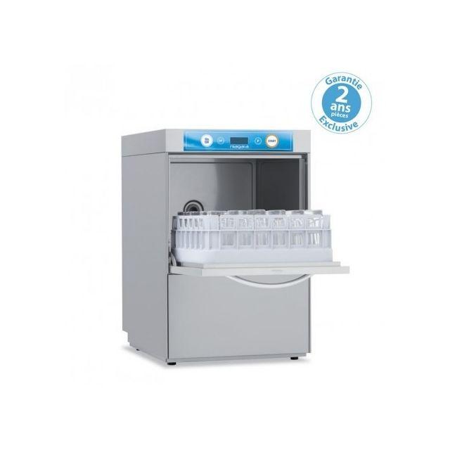 Materiel Chr Pro Lave Verre Professionnel avec adoucisseur - panier 400 x 400 mm - Elettrobar - 220V monophase