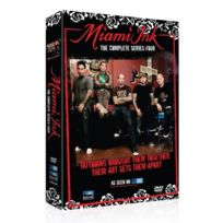 Revelation Films - Miami Ink - Series 4 - Complete IMPORT Anglais, IMPORT Coffret De 4 Dvd - Edition simple