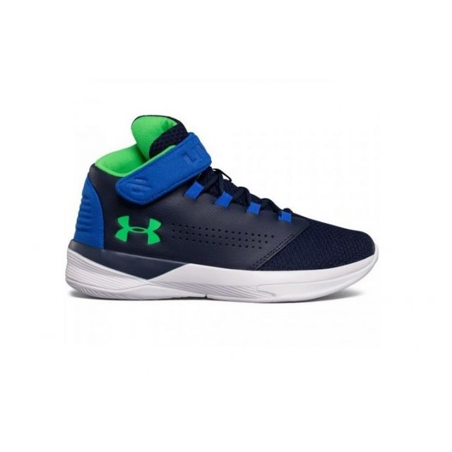 plus de photos d85fa 05f71 Under Armour - Chaussures de Basketball Get B Zee Navy pour ...