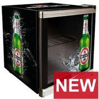 Husky - Superbe Réfrigérateur publicitaire - Marque de bière Becks - Contenance 50 l