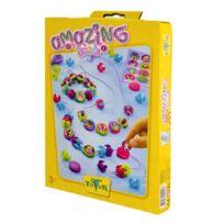 Totum - Kit créatif Bijoux multicolores : Creativity Amazing Beads
